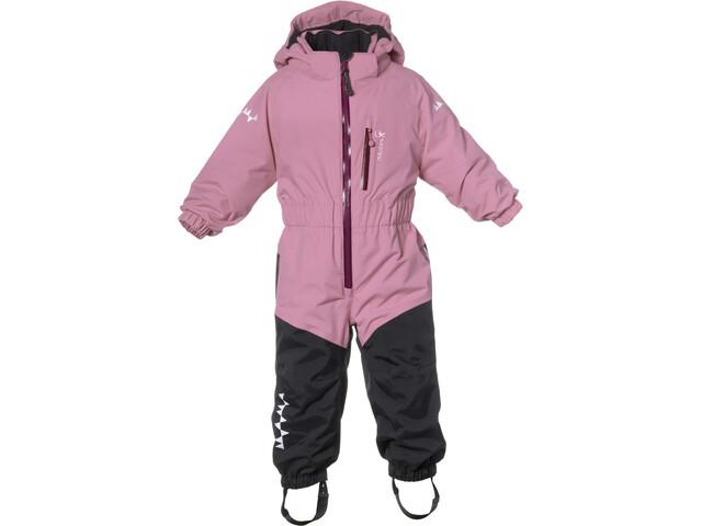 Isbjörn Penguin Snowsuit Barn dusty pink